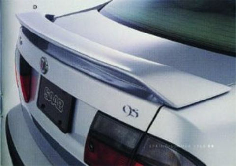 Rear Spoilers - Saab 9.5 4-Dr Factory Post No Light Spoiler (1999 And UP)