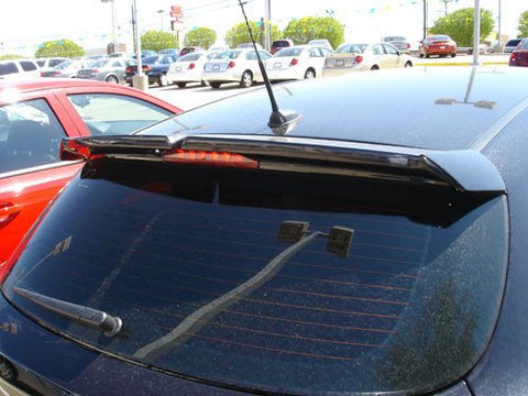 Rear Spoilers - Saturn Astra 3-Dr Hatchback Custom Roof No Light Spoiler (2008-2010)