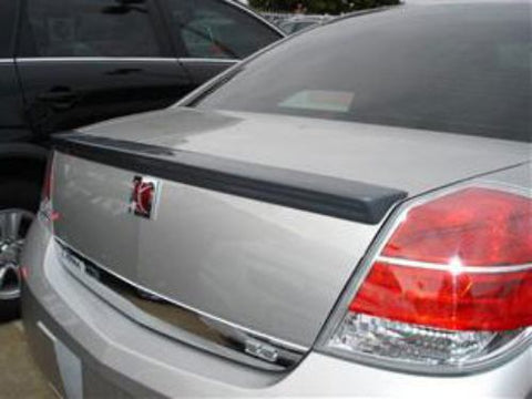 Rear Spoilers - Saturn Aura Factory Lip No Light Spoiler (2007-2010)