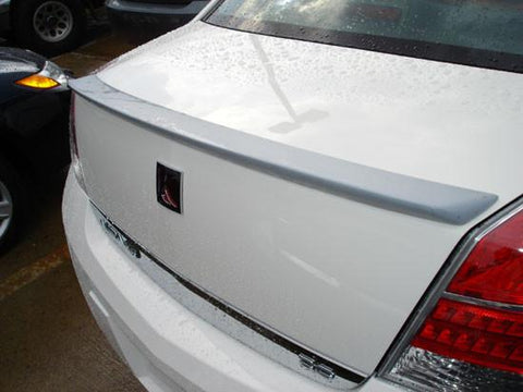 Rear Spoilers - Saturn Aura (Small) Custom Lip No Light Spoiler (2007-2010)