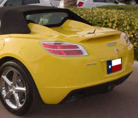 Saturn Sky Factory Post No Light Spoiler (2006-2010) - DAR Spoilers