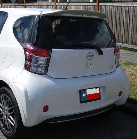 Scion IQ Factory Roof No Light Spoiler (2012 and UP) - DAR Spoilers