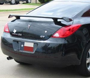 Rear Spoilers - Scion TC Custom Post No Light Spoiler (2005-2010)