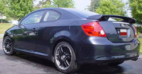 Rear Spoilers - Scion TC Factory Post No Light Spoiler (2005-2010)