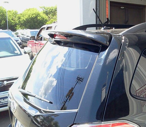 Subaru Forester Custom Roof No Light Spoiler (2014 and UP) - DAR Spoilers
