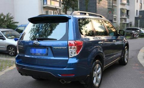 Subaru Forester Factory Post No Light Spoiler (2009-2013) - DAR Spoilers