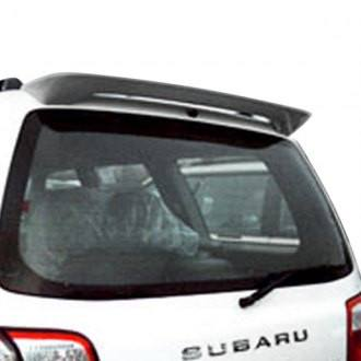 Subaru Forester Factory Roof No Light Spoiler (2003-2008) - DAR Spoilers