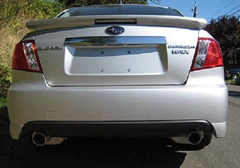 Rear Spoilers - Subaru Impreza Factory Flush Lighted Spoiler (2008-2011)