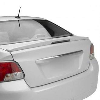 Rear Spoilers - Subaru Impreza Factory Flush Lighted Spoiler (2012 And UP)