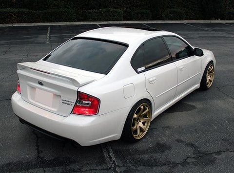 Rear Spoilers - Subaru Legacy Factory Post Lighted Spoiler (2005-2009)