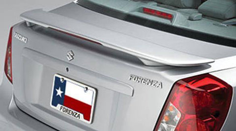Rear Spoilers - Suzuki Forenza Factory Post Lighted Spoiler (2004 And UP)