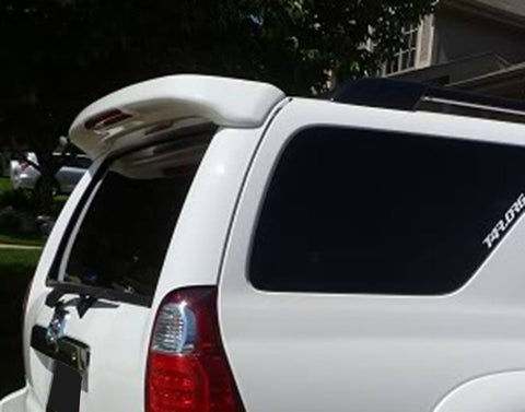 Toyota 4Runner (Lg) Factory Post Lighted Spoiler (2003-2009) - DAR Spoilers