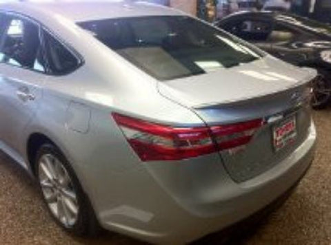 Rear Spoilers - Toyota Avalon Custom Lip No Light Spoiler (2013 And UP)