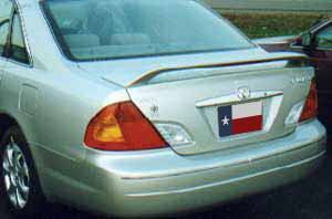 Toyota Avalon Factory Post Lighted Spoiler (2000-2004) - DAR Spoilers