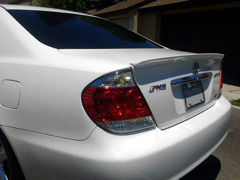 Rear Spoilers - Toyota Camry Factory Lip No Light Spoiler (2002-2006)