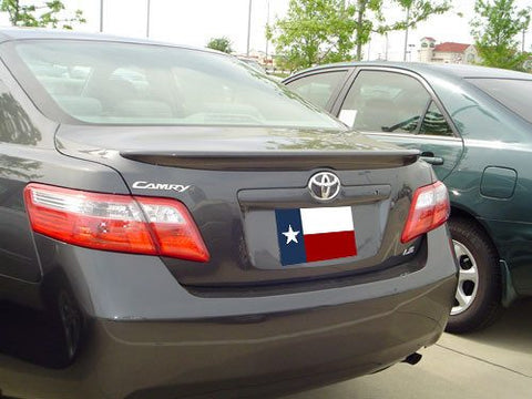 Rear Spoilers - Toyota Camry Factory Lip No Light Spoiler (2007-2011)