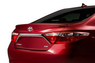 Rear Spoilers - Toyota Camry Factory Lip No Light Spoiler (2015 And UP)