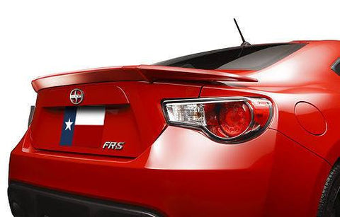 Toyota GT-86 Factory Lip No Light Spoiler (2013 and UP) - DAR Spoilers