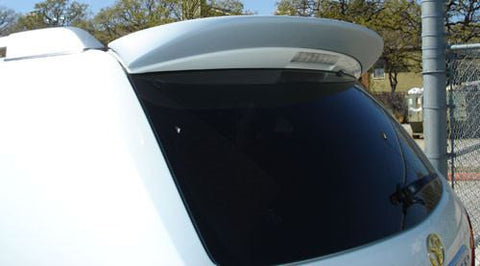 Toyota Highlander Custom Roof No Light Spoiler (2008-2010) - DAR Spoilers