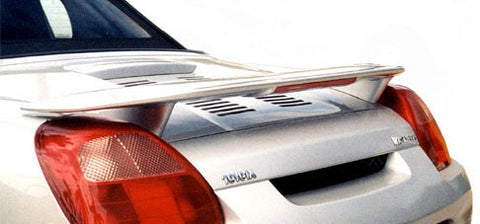 Toyota MR2 Spyder Factory Post Lighted Spoiler (2000-2005) - DAR Spoilers