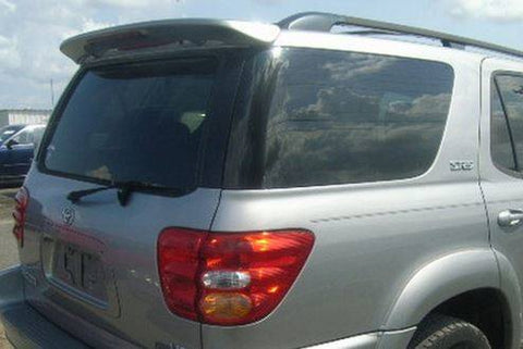 Rear Spoilers - Toyota Sequoia Factory Roof Lighted Spoiler (2001-2007)