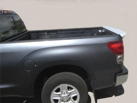 Rear Spoilers - Toyota Tundra Pick Up Custom Tailgate No Light Spoiler (2007 And UP)