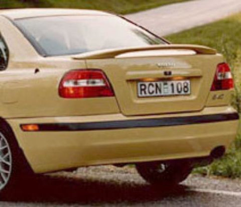 Rear Spoilers - Volvo S40 Factory Post No Light Spoiler (2000-2004)