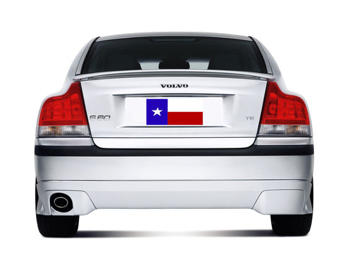 Rear Spoilers - Volvo S60 Factory Post No Light Spoiler (2004-2010)