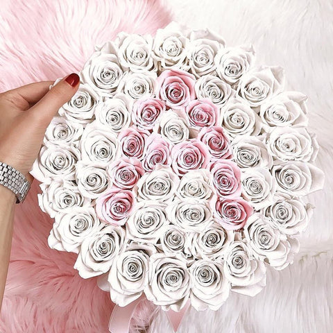 Premium Medium Eternity Rose Boxes