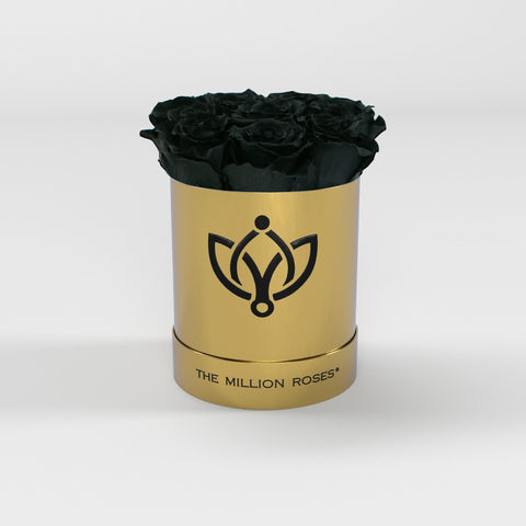 The Million Basic - Black Eternity Roses - Black Box - The Million Roses Europe