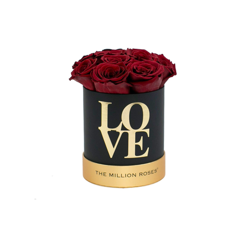 "The Million Basic - ""LOVE Collection"" Limited Edition With Red Roses - The Million Roses Europe"