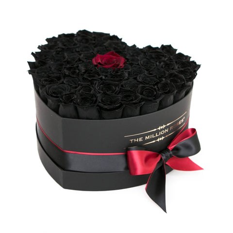 The Million Love Heart - Vampire Eternity Roses Edition - The Million Roses Europe