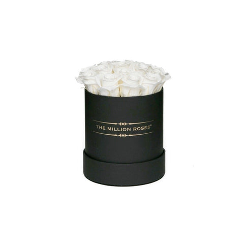 The Million Basic - White Eternity Roses - Black Box - The Million Roses Europe