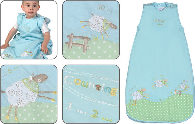 0.5 Tog Counting Sheep - 6-18m