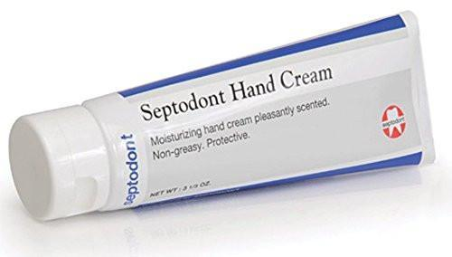 Septodont Hand Cream 3-1/3oz Ea