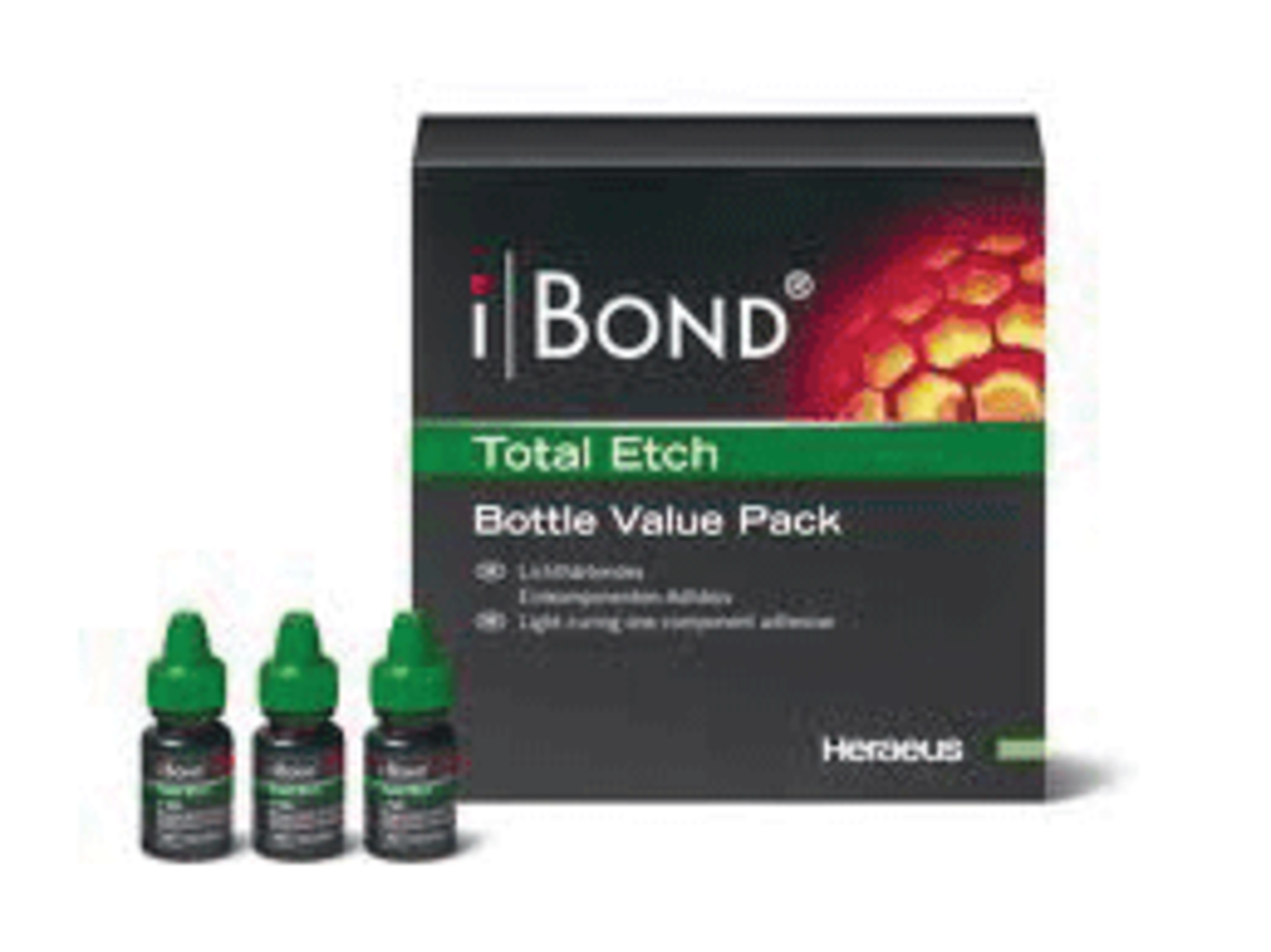 IBond - Total Etch Value Pack 3x4ml