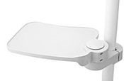 Ez Leaf Shape Tray For Post On Dental Unit
