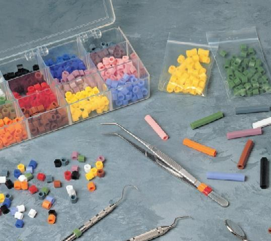 Silicone Code Rings 480/Kit