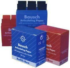 Bausch - Thin - 200 Mic. - Blue