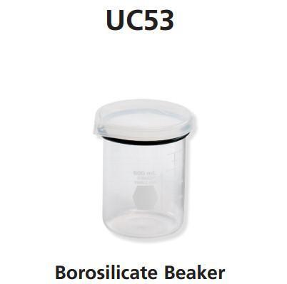 BioSonic 600 ml Beaker, Cover and Positioning Ring