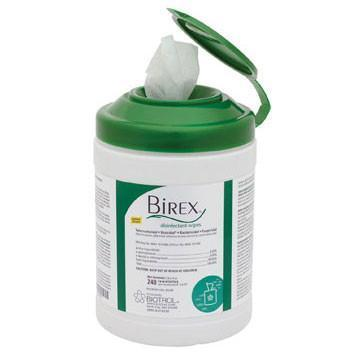 Birex SE - Disinfectant Wipes - Large ****discontinued New code BI-BP240