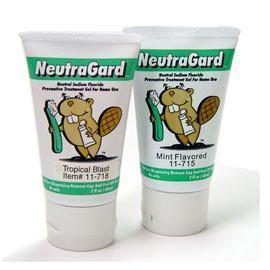 NeutraGard 1.1% Neutral Sodium Fluoride Gel