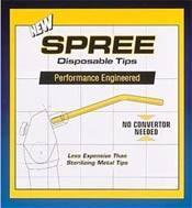 Spree Disposable Syringe Tips 150/Pk