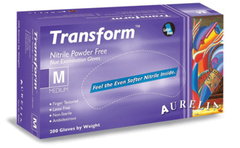 Aurelia Transform Nitrile - 200/Bx