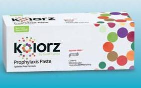 Kolorz Prophy Paste Medium Mint 2x200/Bx