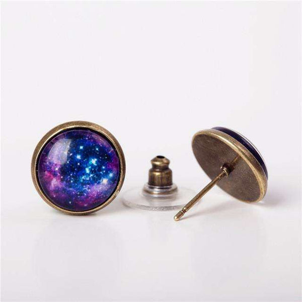 Tiny Piece of the Universe Earrings