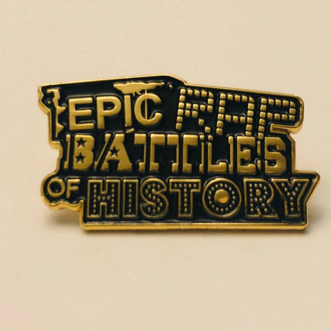 ERB Pin Badge