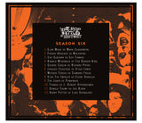 ERB Season 6 CD (SIGNED)