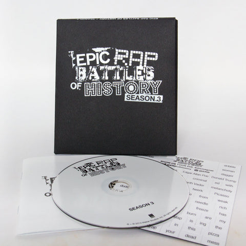 Special Edition Season 3 CD