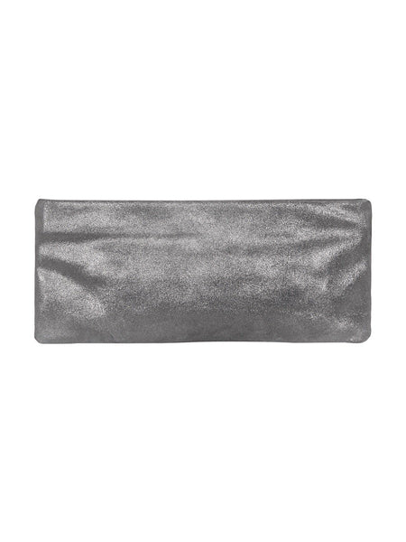 Moss & Spy Suede Clutch